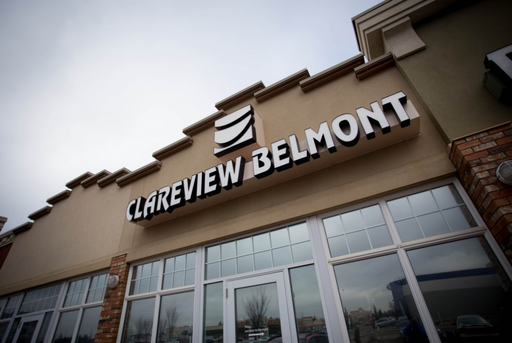 About Clareview Belmont Dental's Technology
